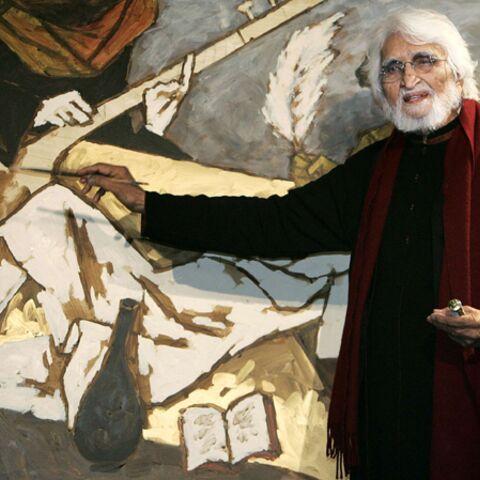 Mort de M.F. Husain, le «Picasso indien»