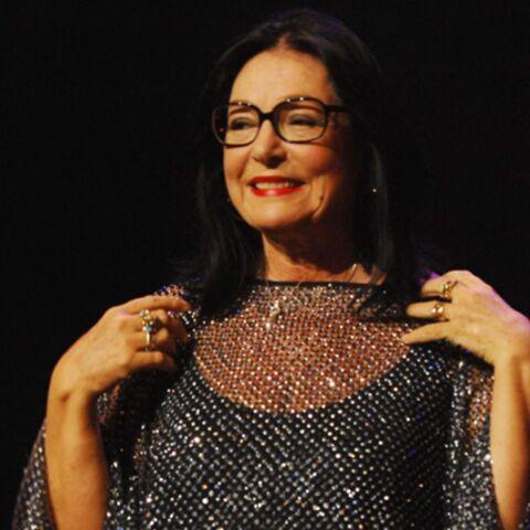 Nana Mouskouri récompensée pour l'ensemble de sa carrière