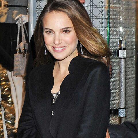 Natalie Portman: amoureuse et enceinte