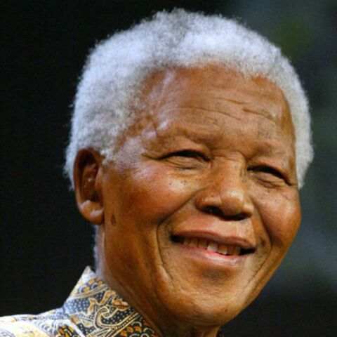 Happy birthday Nelson Mandela!