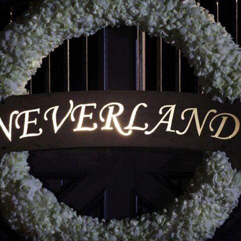 Michael Jackson: never-Neverland