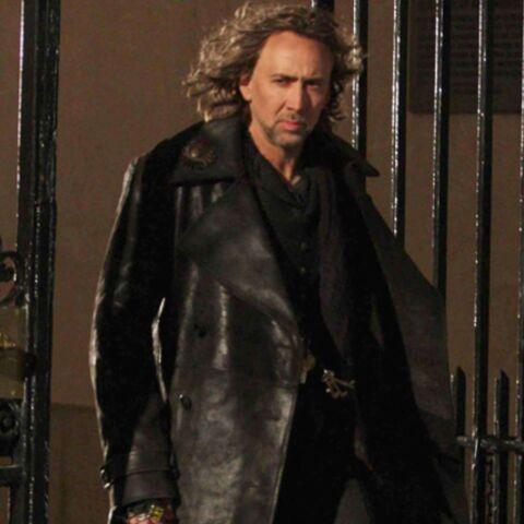 Nicolas Cage: bad boy en escale à La Nouvelle-Orléans