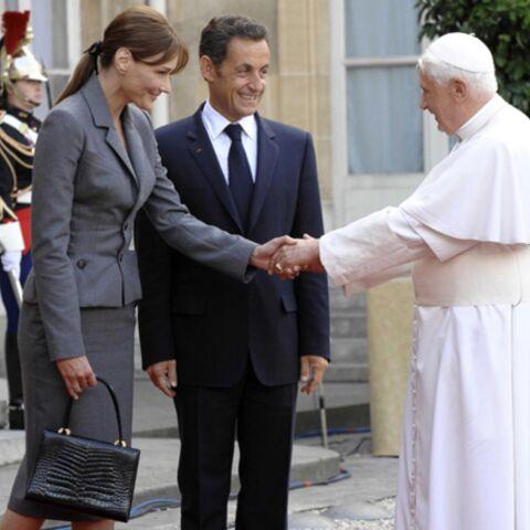 Un pape à l'Elysée