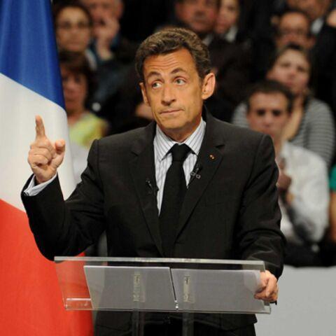 Nicolas Sarkozy ne veut pas souffler ses deux bougies