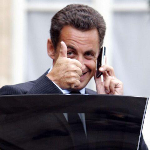 Cannes: Nicolas Sarkozy, fier de son cinéma