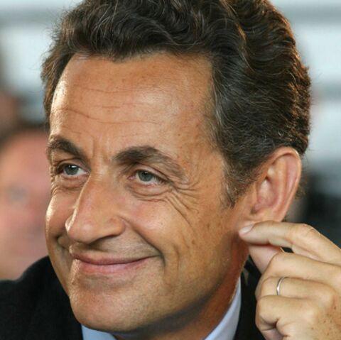 Nicolas Sarkozy a le vent en poupe