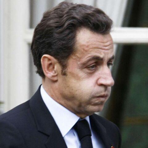 Nicolas Sarkozy n'a pas que des amis sur Facebook