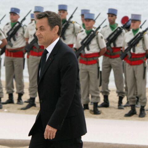 Nicolas Sarkozy: un petit tour en province pour les cérémonies du 8 mai