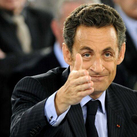 Facebook: Nicolas Sarkozy a modifié son profil