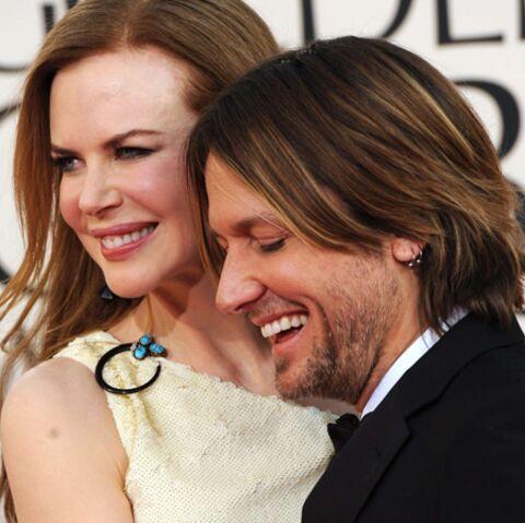 Nicole Kidman vient d'apprendre qu'elle était maman
