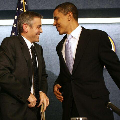 Clooney, Obama et Larousse