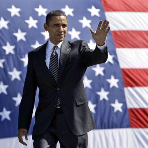 Barack Obama est élu président des Etats-Unis