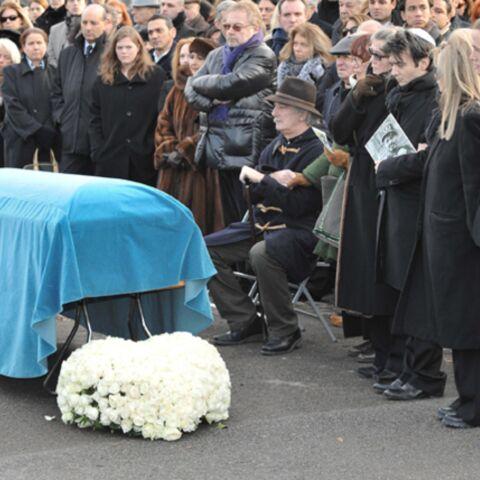 Obsèques de Claude Berri: les people lui ont dit adieu