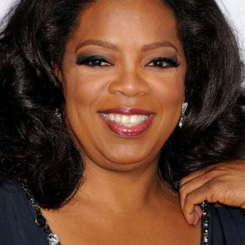 Oprah Winfrey arrête son show