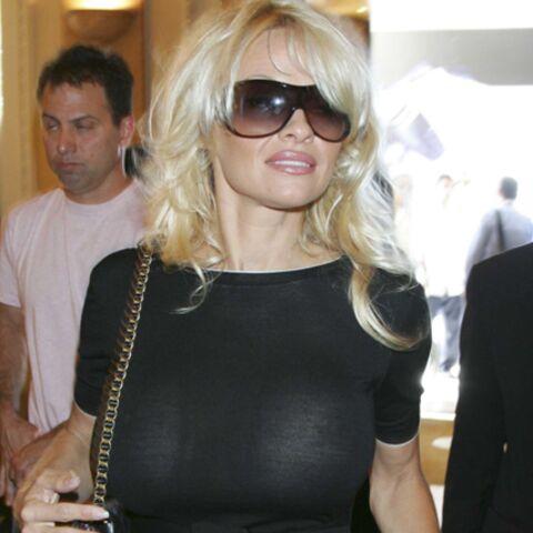 Pamela Anderson flirterait avec Michael Jackson!