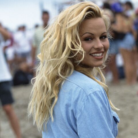 Pamela Anderson, toujours aussi hot!