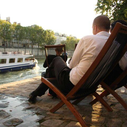 Paris: sur les pavés, la plage