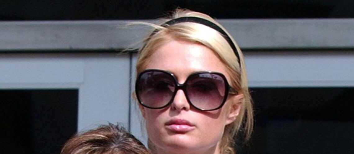 Paris Hilton a vu son psy