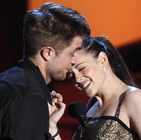 MTV Movie Awards: la saga Twilight vampirise tout!