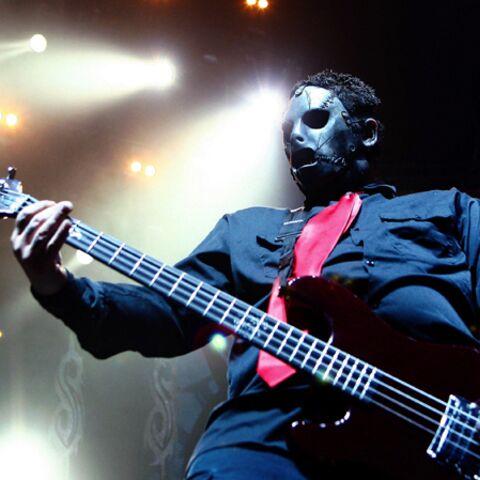 Slipknot: la mort mystérieuse du bassiste masqué…