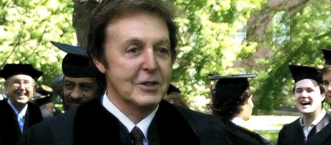 Paul McCartney ne fume plus de drogue