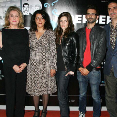 Le film «Persépolis» représentera la France aux Oscars 2008