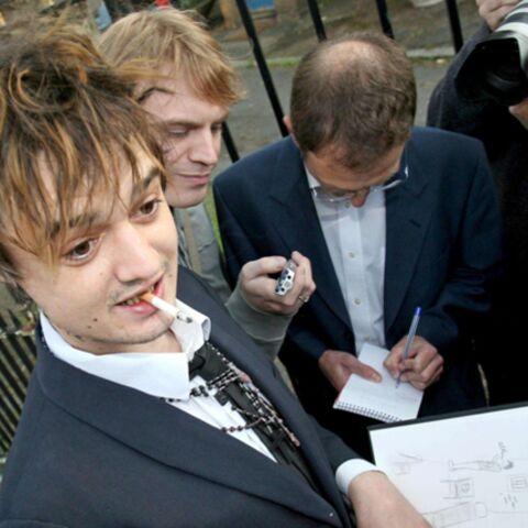 Pete Doherty atterrit encore au tribunal