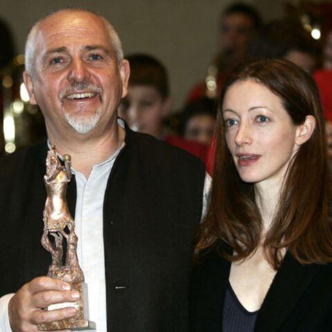 Peter Gabriel papa pour la 4e fois à 58 ans!