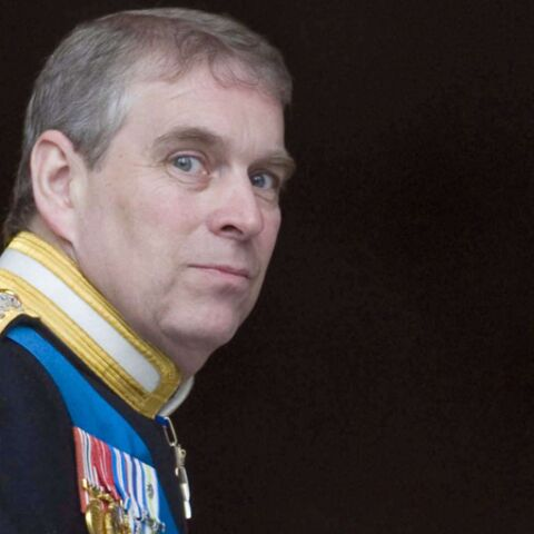 Quand le prince Andrew inaugure, c'est royal