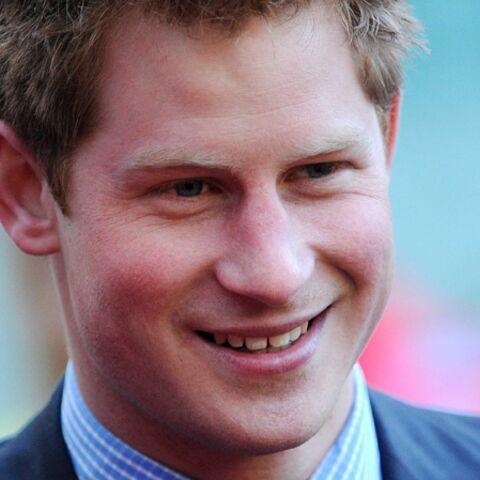 Le Prince Harry est élu l'homme le plus cool du monde