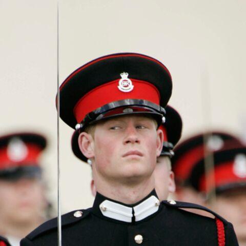 Le prince Harry interdit de guerre en Irak!
