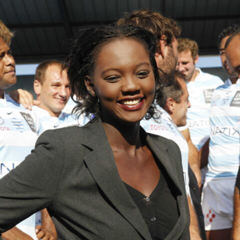 Rama Yade: heureuse aux jeux…