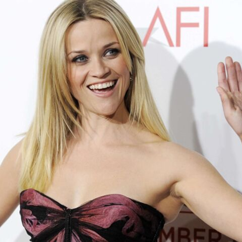 Reese Witherspoon s'est fiancée