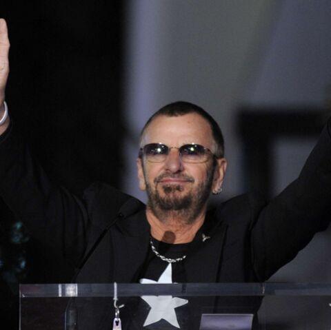 Ringo Starr a (enfin) décroché son étoile