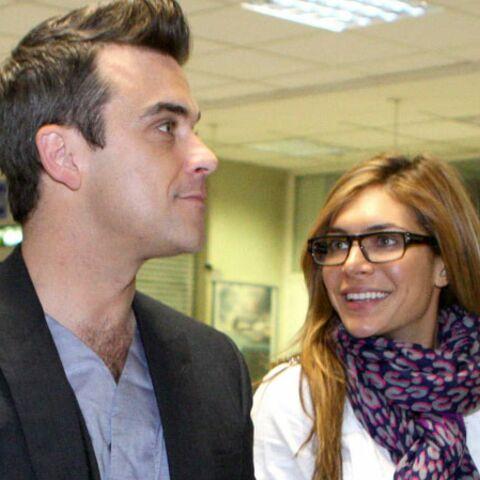 Robbie Williams est un homme marié