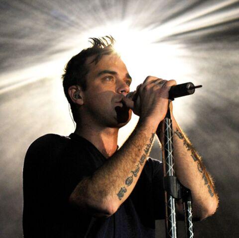 Robbie Williams s'empare de l'antenne de RTL!
