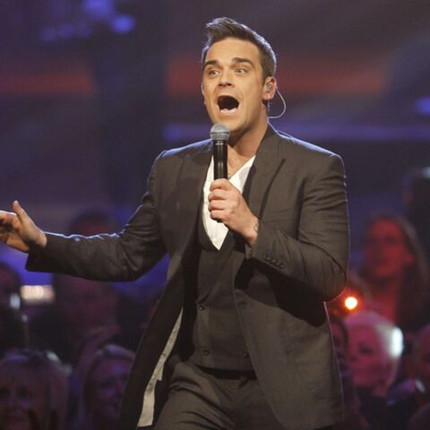 Robbie Williams rejoint enfin les Take That
