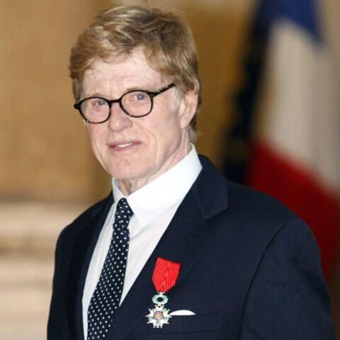 Robert Redford a reçu la Légion d'honneur