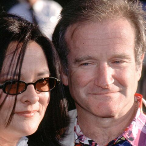 L'épouse de Robin William demande le divorce