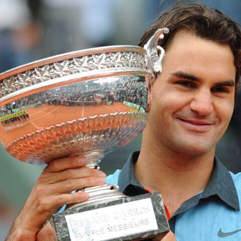 Roger Federer triomphe à Roland-Garros