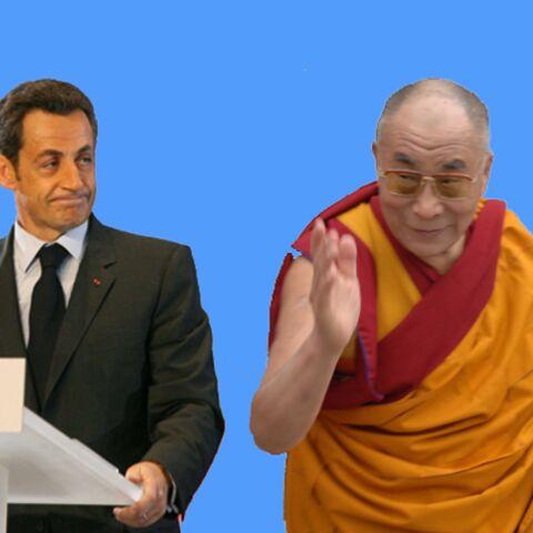 Nicolas Sarkozy va rencontrer le Dalaï Lama