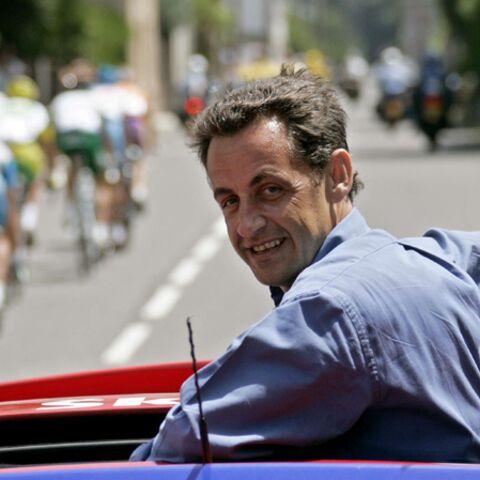 Pour Nicolas Sarkozy, c'est l'échappée belle