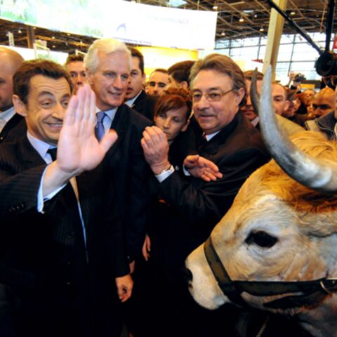 Aubry, Chirac, Sarkozy… Les vacheries, c'est fini!