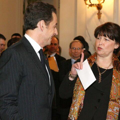 Politiques stars: Aubry, Hamon, Borloo, Sarkozy récompensés