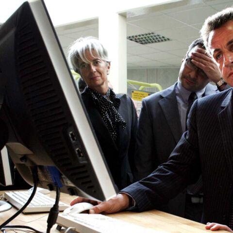 Nicolas Sarkozy: Buzz Président