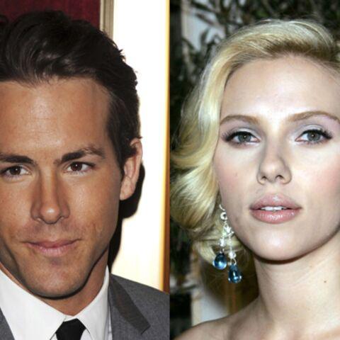 Scarlett Johansson et Ryan Reynolds se sont mariés