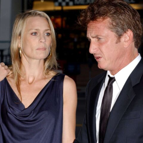 Sean Penn et Robin Wright: l'inévitable rapprochement
