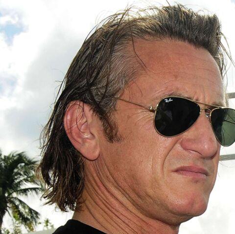 VIDEO- Sean Penn débarque en Haïti!