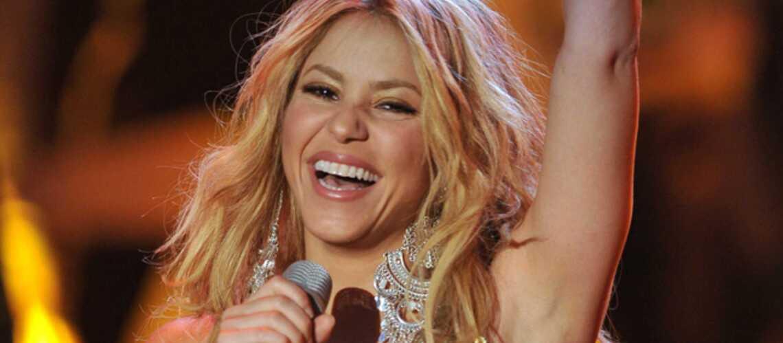 Shakira, star du mondial 2010