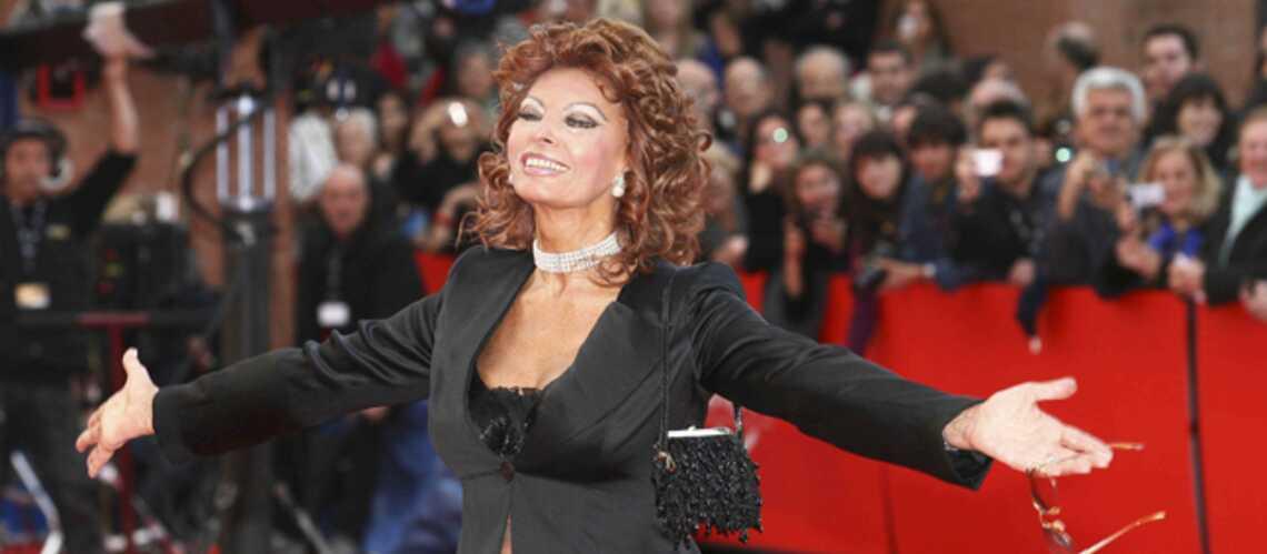 Joyeux anniversaire madame Sophia Loren!